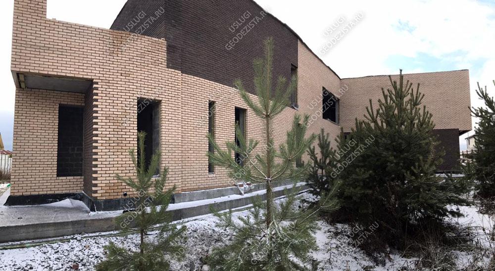 Съемка здания