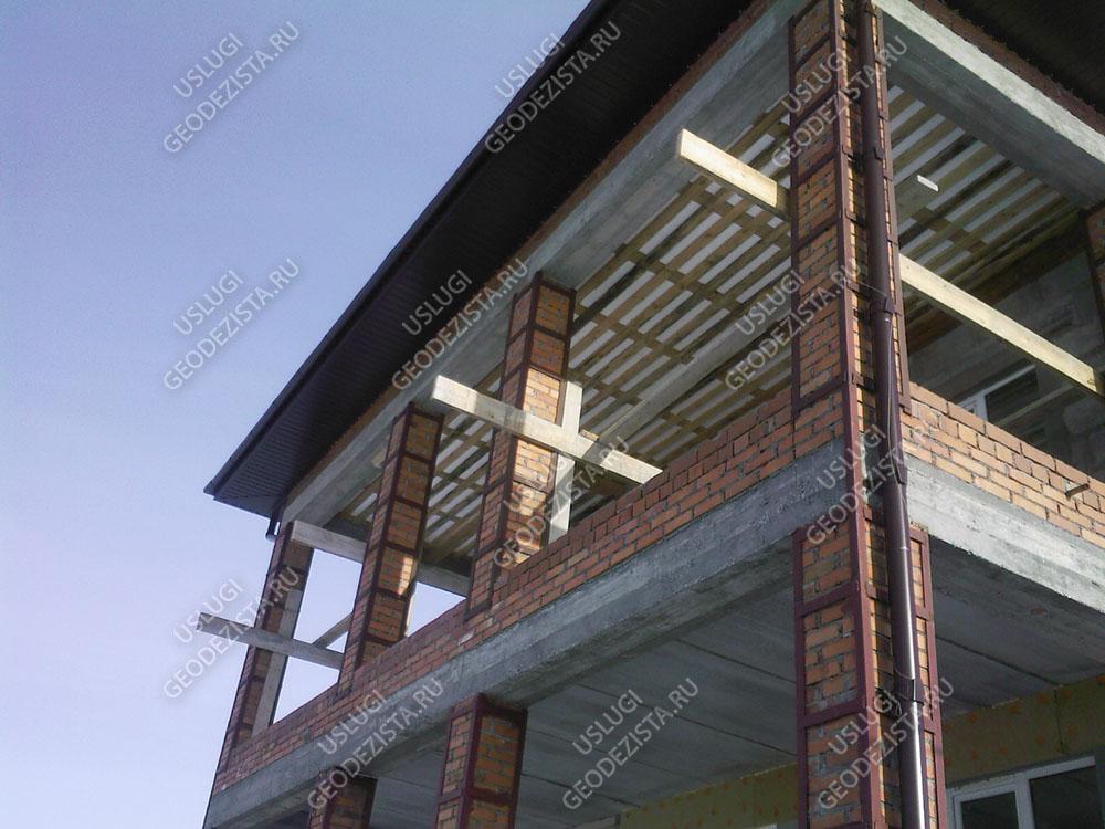 Замеры фасадных проемов