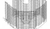 Обмер здания